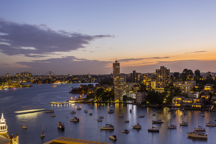 401/88 Alfred Street,  Milsons Point