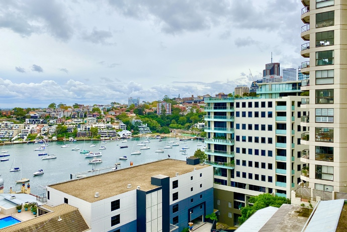 58/48 Alfred Street Milsons Point,  Milsons Point