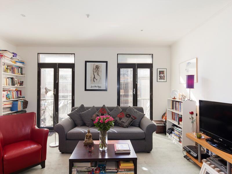 604/166 Flinders Street,  Melbourne