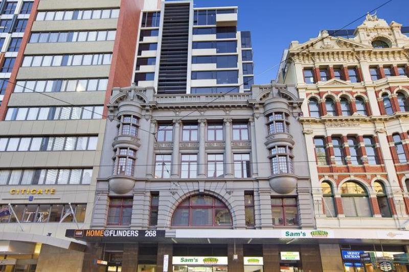 702/268 Flinders Street,  Melbourne