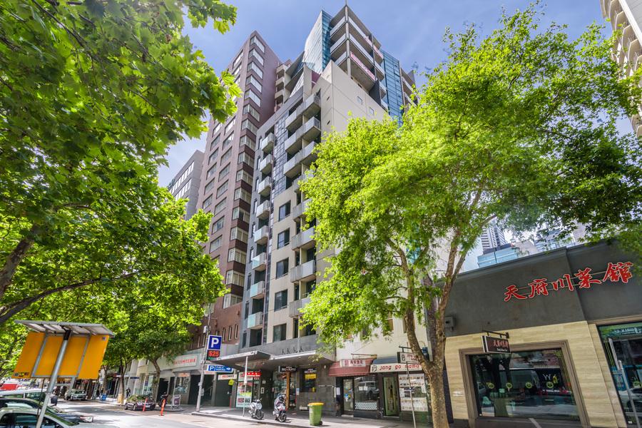 1438/139 Lonsdale Street Melbourne