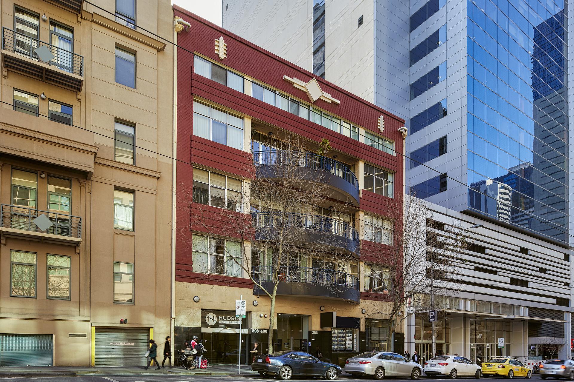 58/398 La Trobe Street,  Melbourne