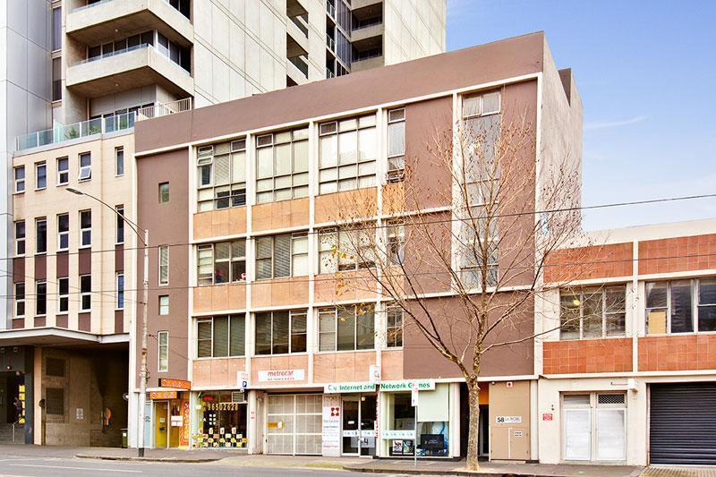 208/58 La Trobe Street,  Melbourne