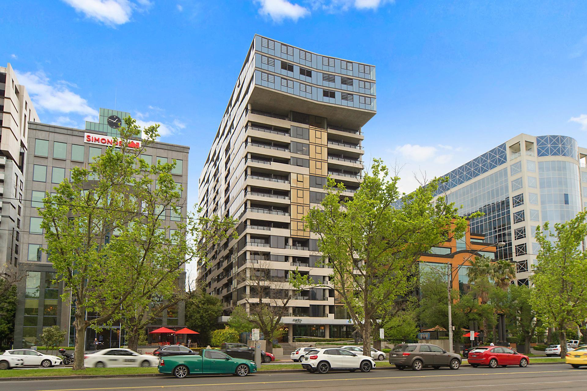 1505/568 St Kilda Road,  Melbourne
