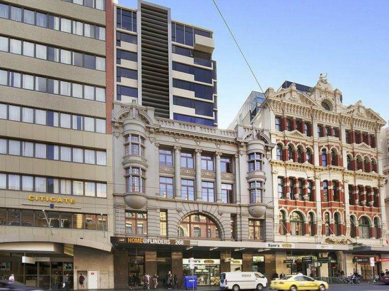 906/268 Flinders Street,  Melbourne