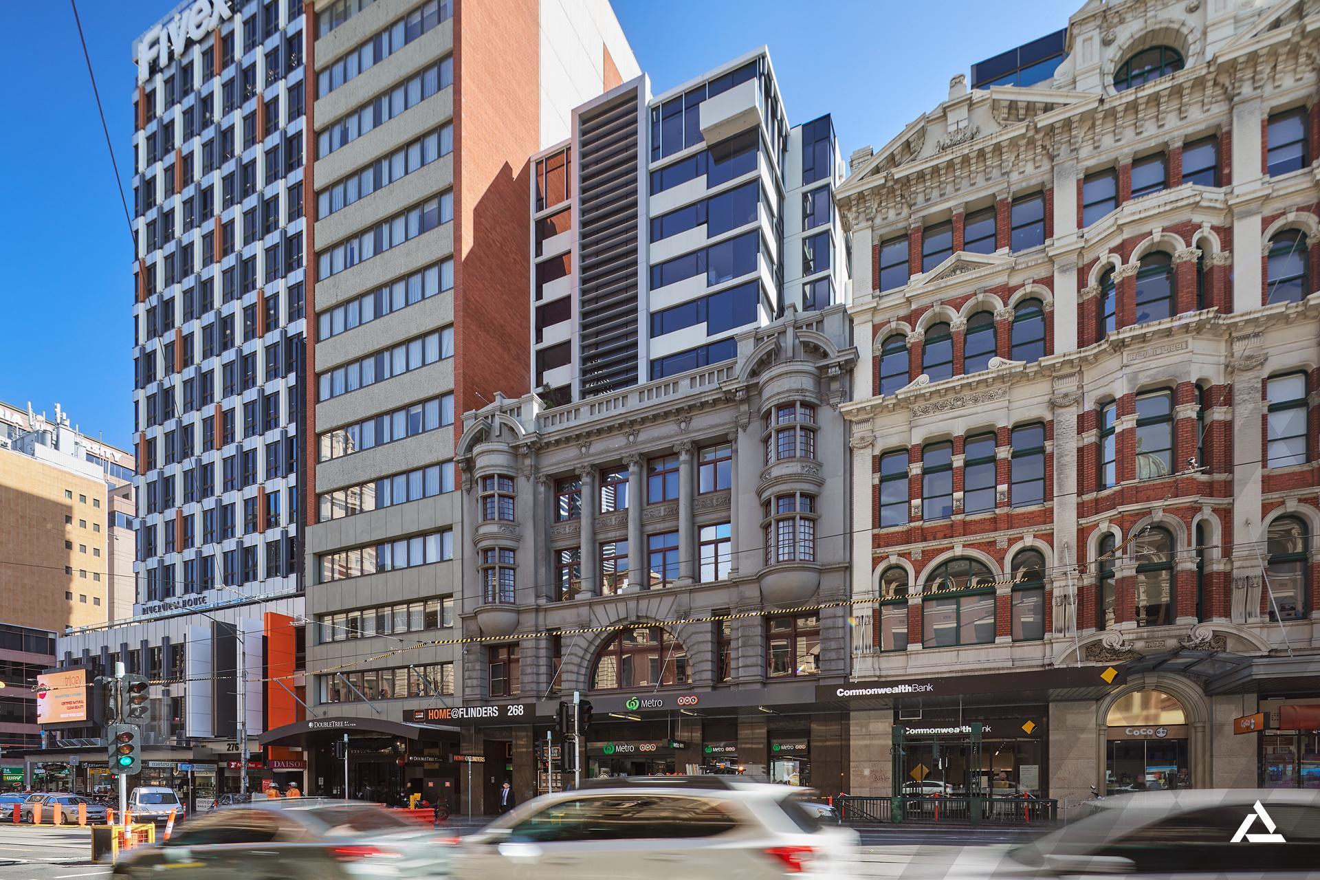 602/268 Flinders Street,  Melbourne