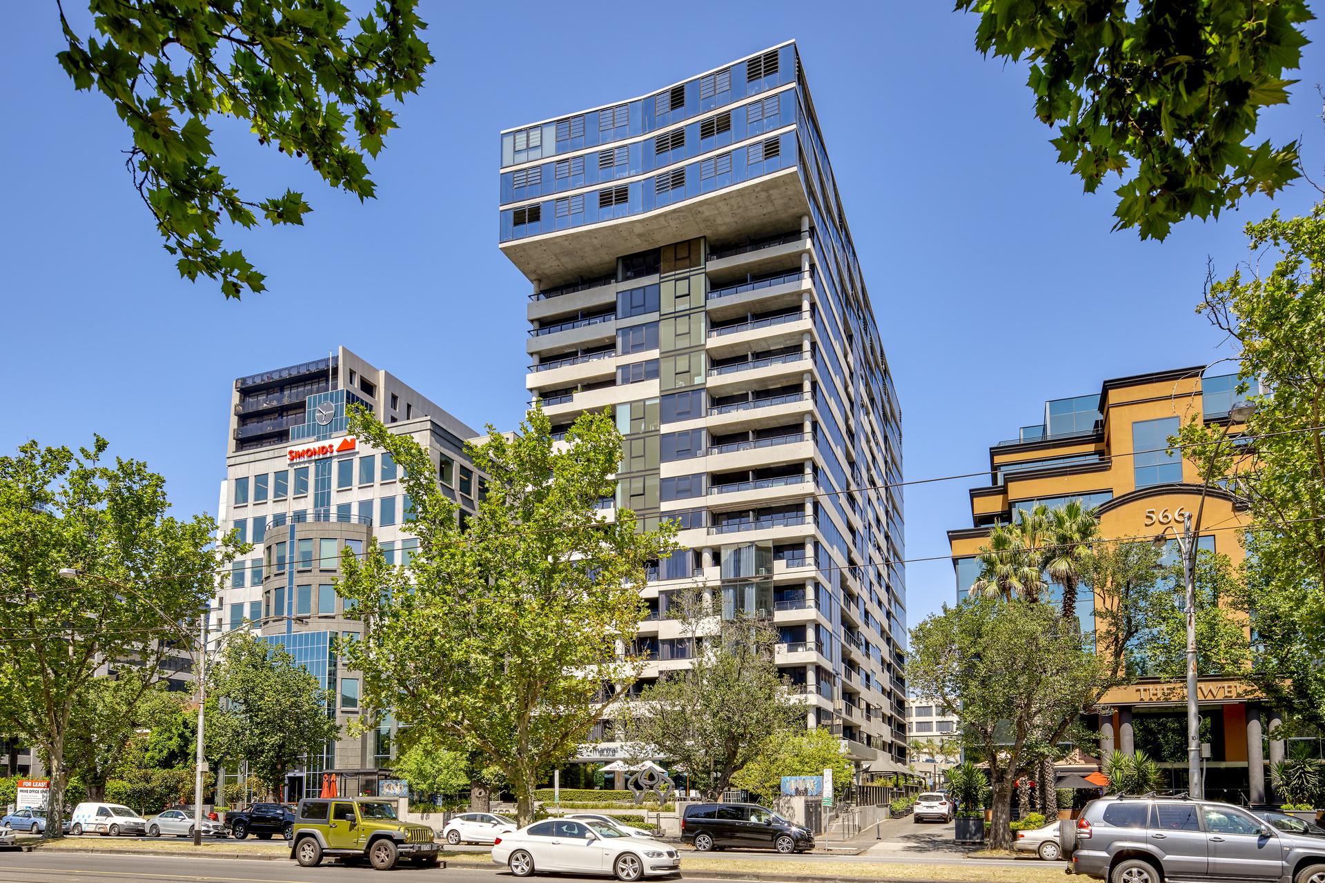 914/568 St Kilda Road,  Melbourne