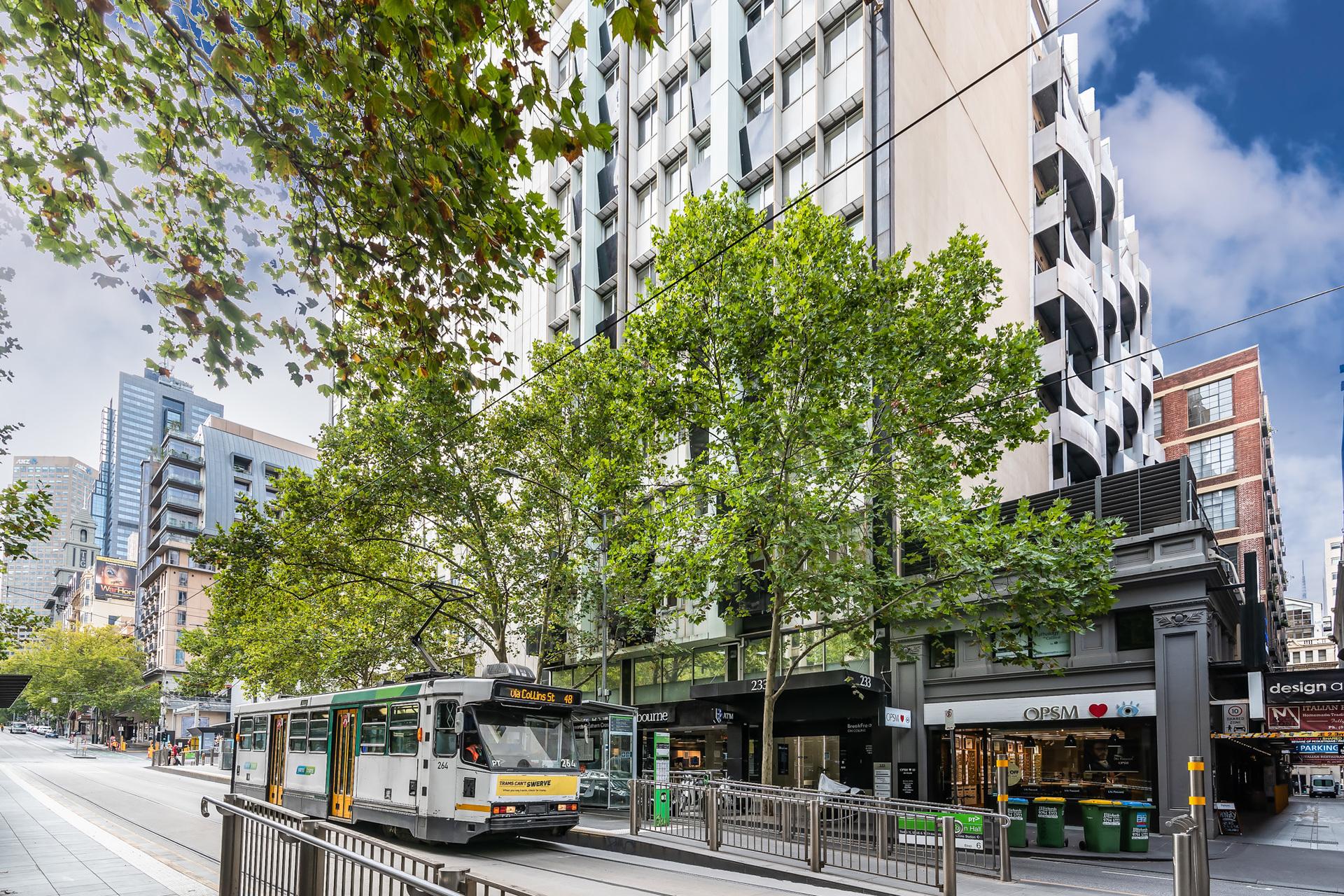809/233 Collins Street,  Melbourne