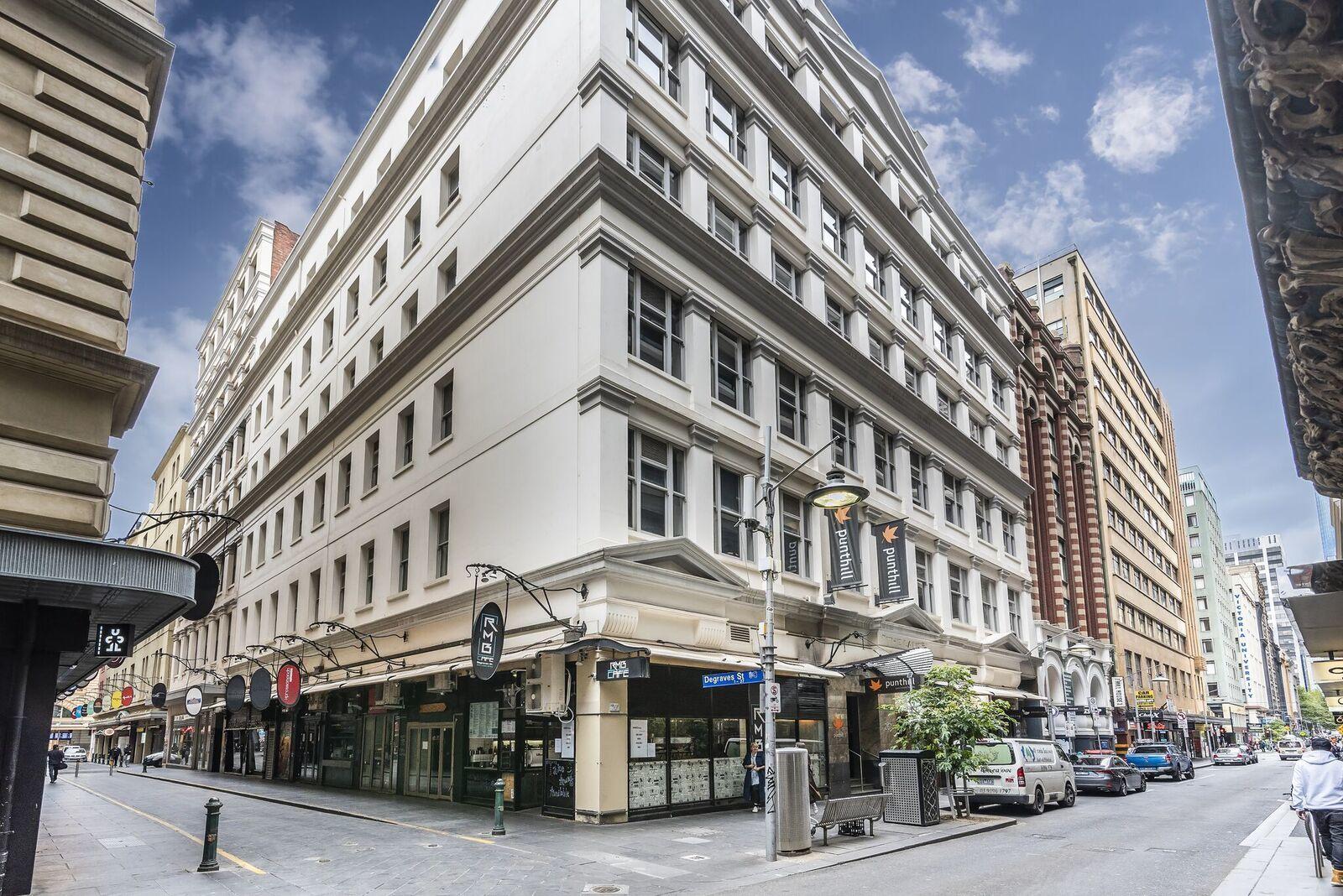 409/267 Flinders Lane,  Melbourne