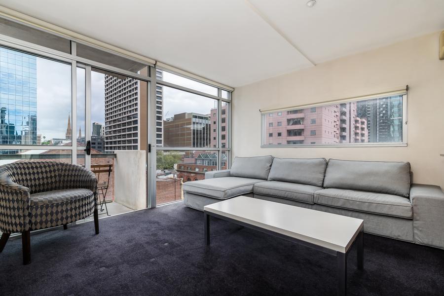 707/11-17 Cohen Place Melbourne