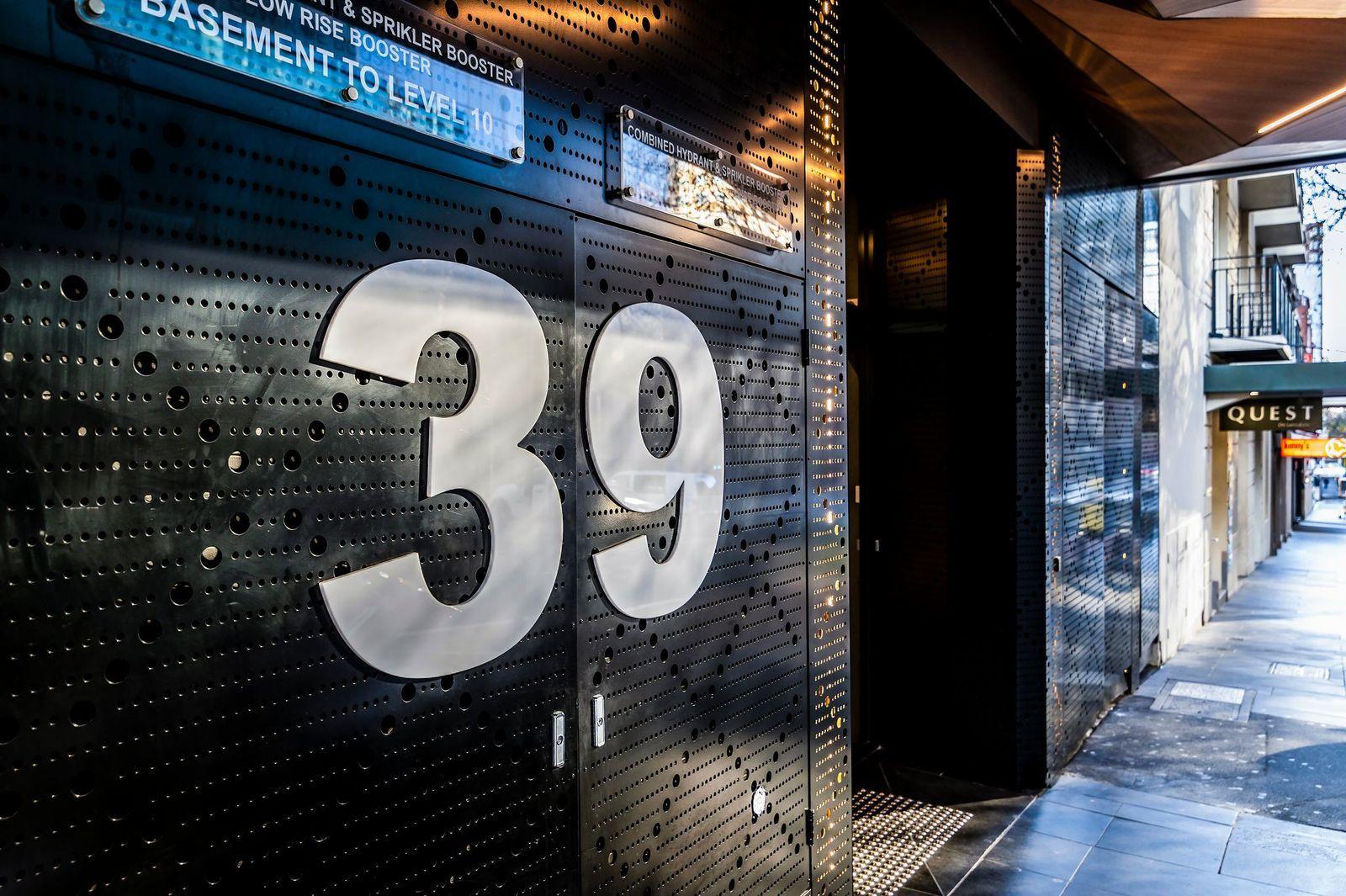 1301/39 Lonsdale  Street,  Melbourne