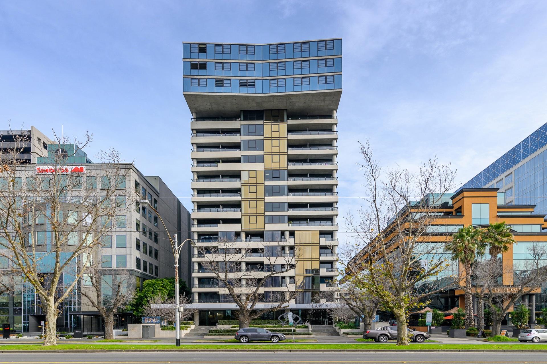 1312/568 St Kilda Road,  Melbourne