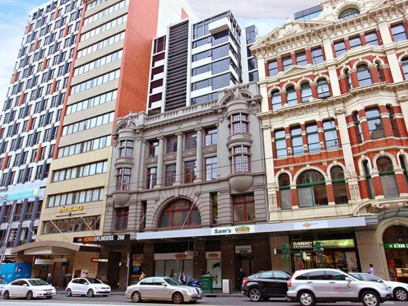 326/268 Flinders Street,  Melbourne