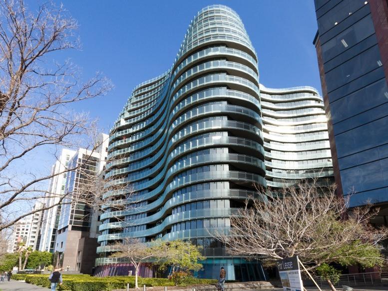 1405/576 St Kilda Road,  Melbourne