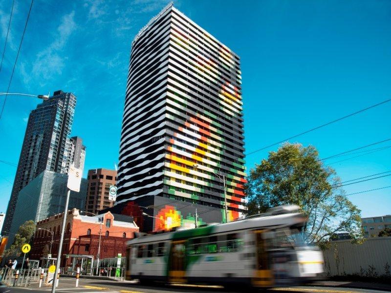1809/551 Swanston Street,  Melbourne