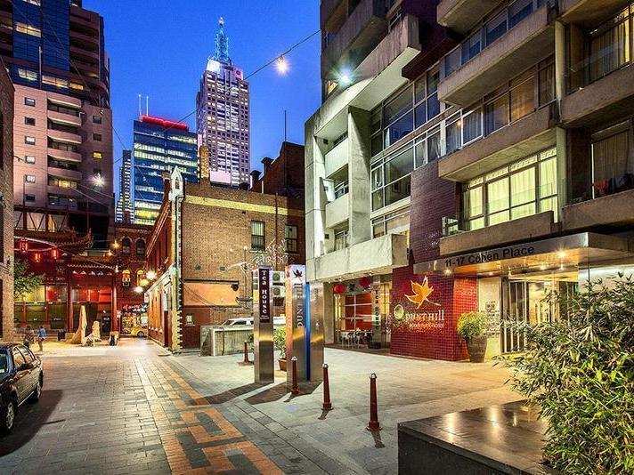707/11-17 Cohen Place,  Melbourne