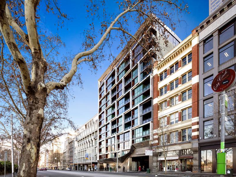 808/108 Flinders Street,  Melbourne