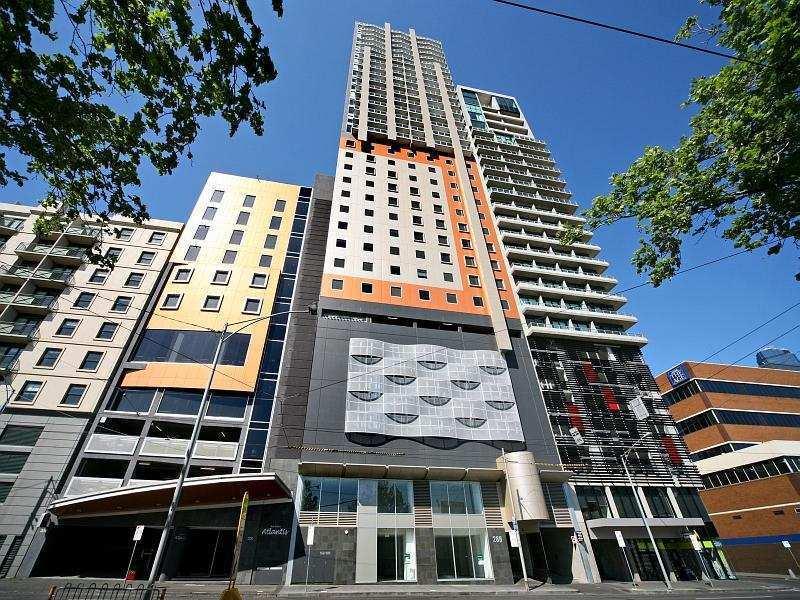 3109/288 Spencer Street,  Melbourne