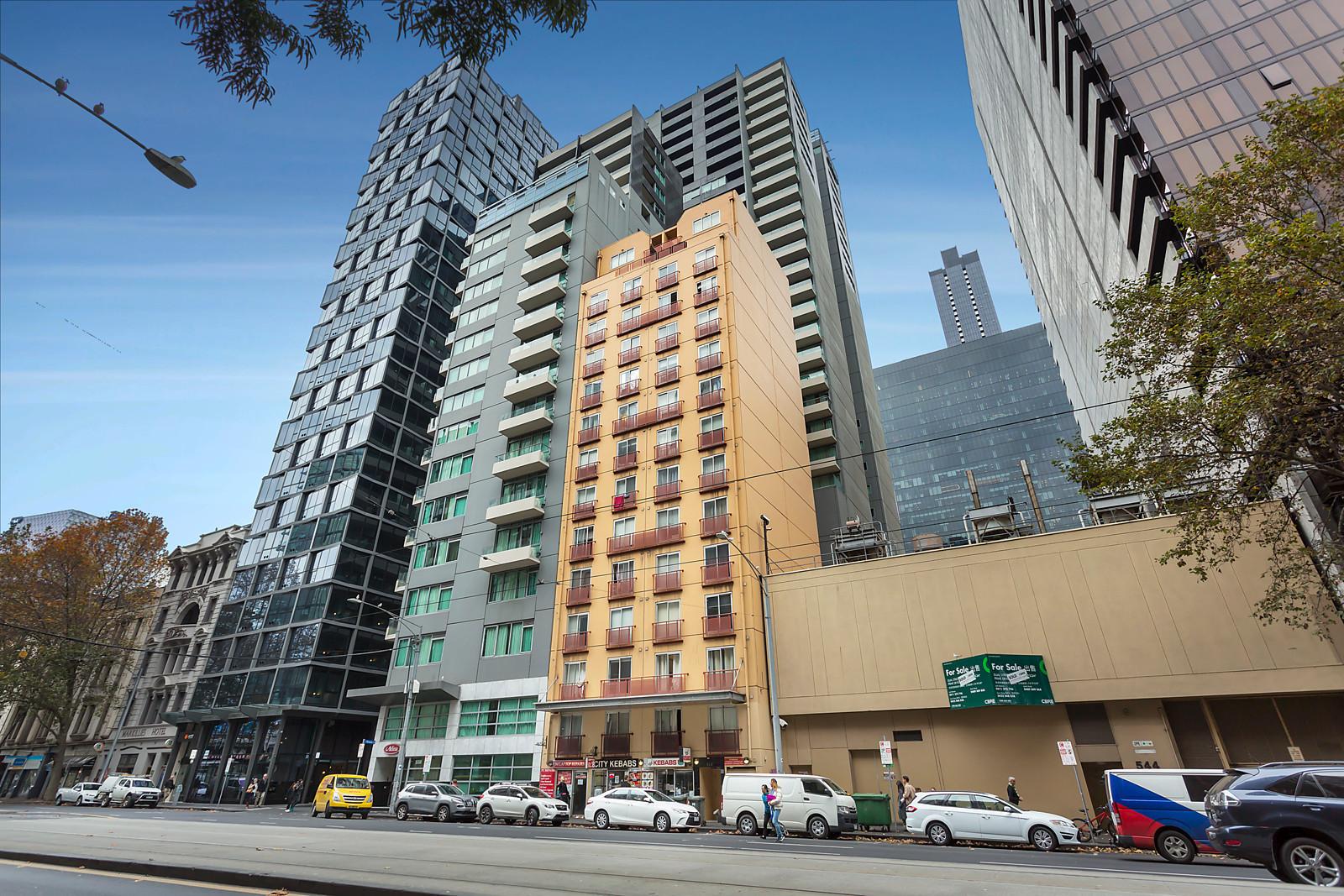 83/546 Flinders Street,  Melbourne