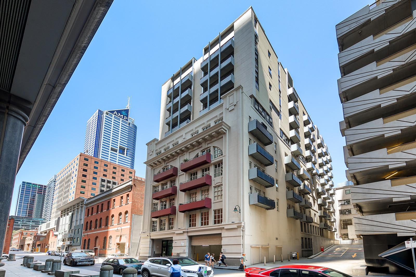 402/639 Little Bourke Street,  Melbourne