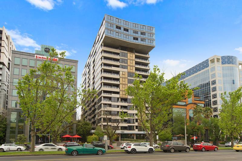 1401/568 St Kilda Road,  Melbourne