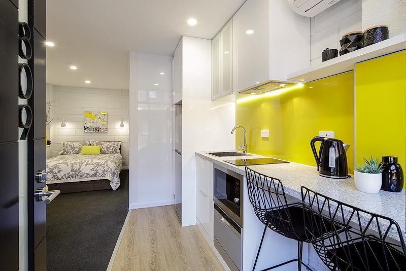 809/500 Flinders Street,  Melbourne