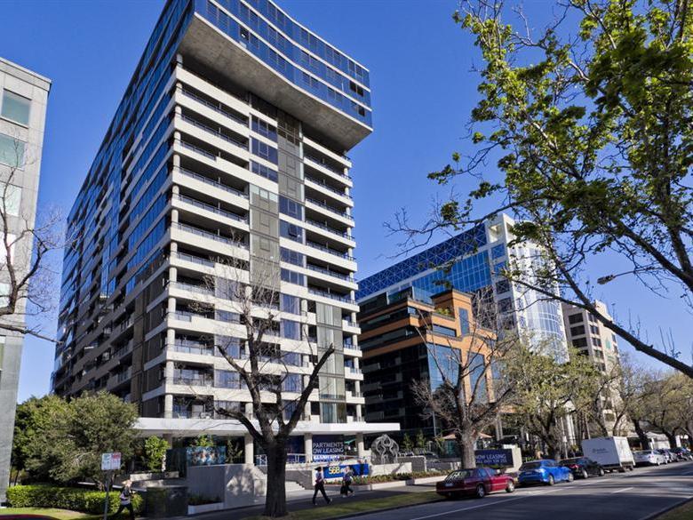 1405/568 St Kilda Road,  Melbourne