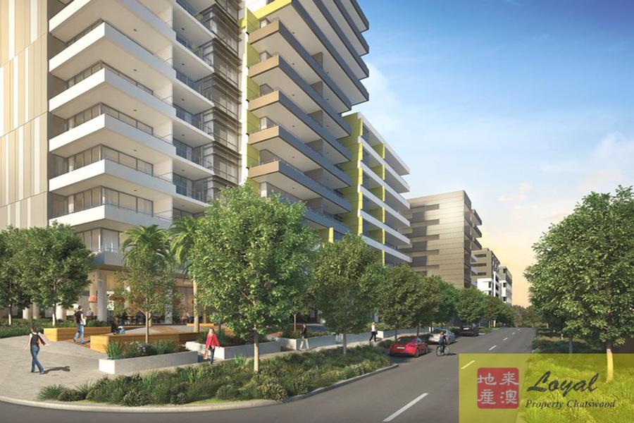 202/6 Mooltan Avenue Macquarie Park