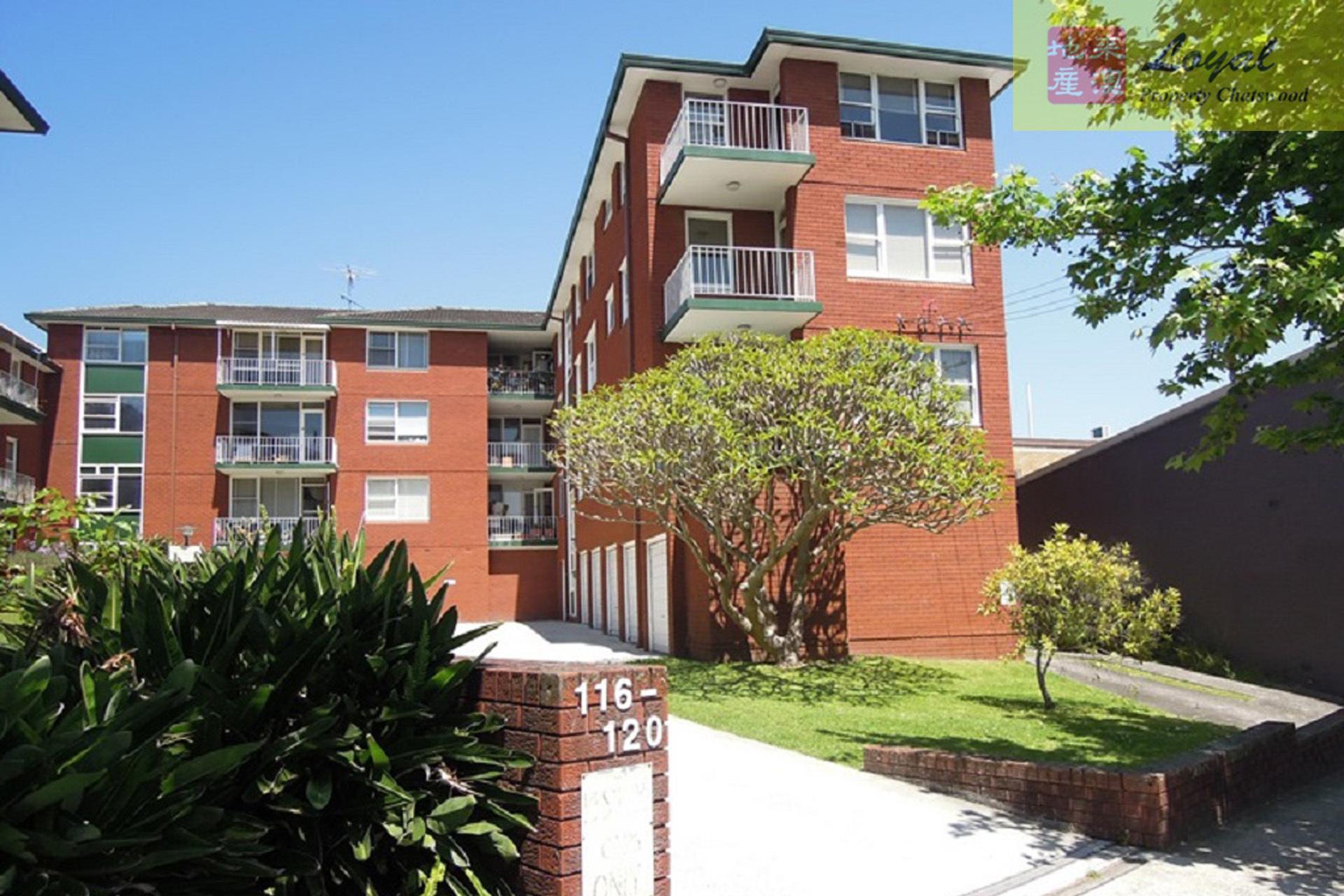 Unit 16/116-120 Victoria Avenue,  Chatswood