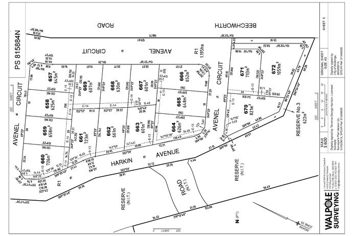 Lot 672,  Avenel  Circle,  Wodonga