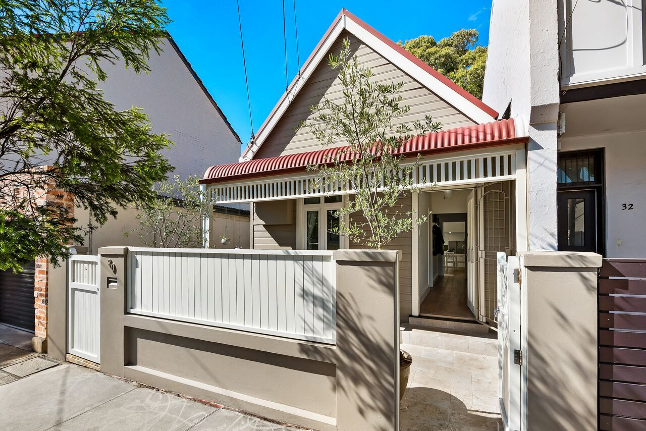 30 Newington Road,  Marrickville