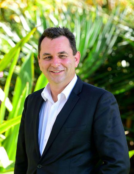 Mark Rosevear