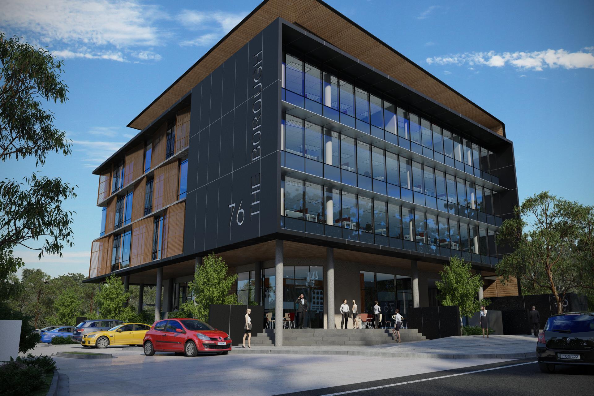 Brand New 3,000 sqm building