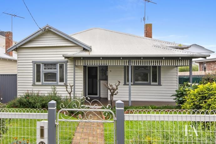9 Frederick  Street,  East Geelong