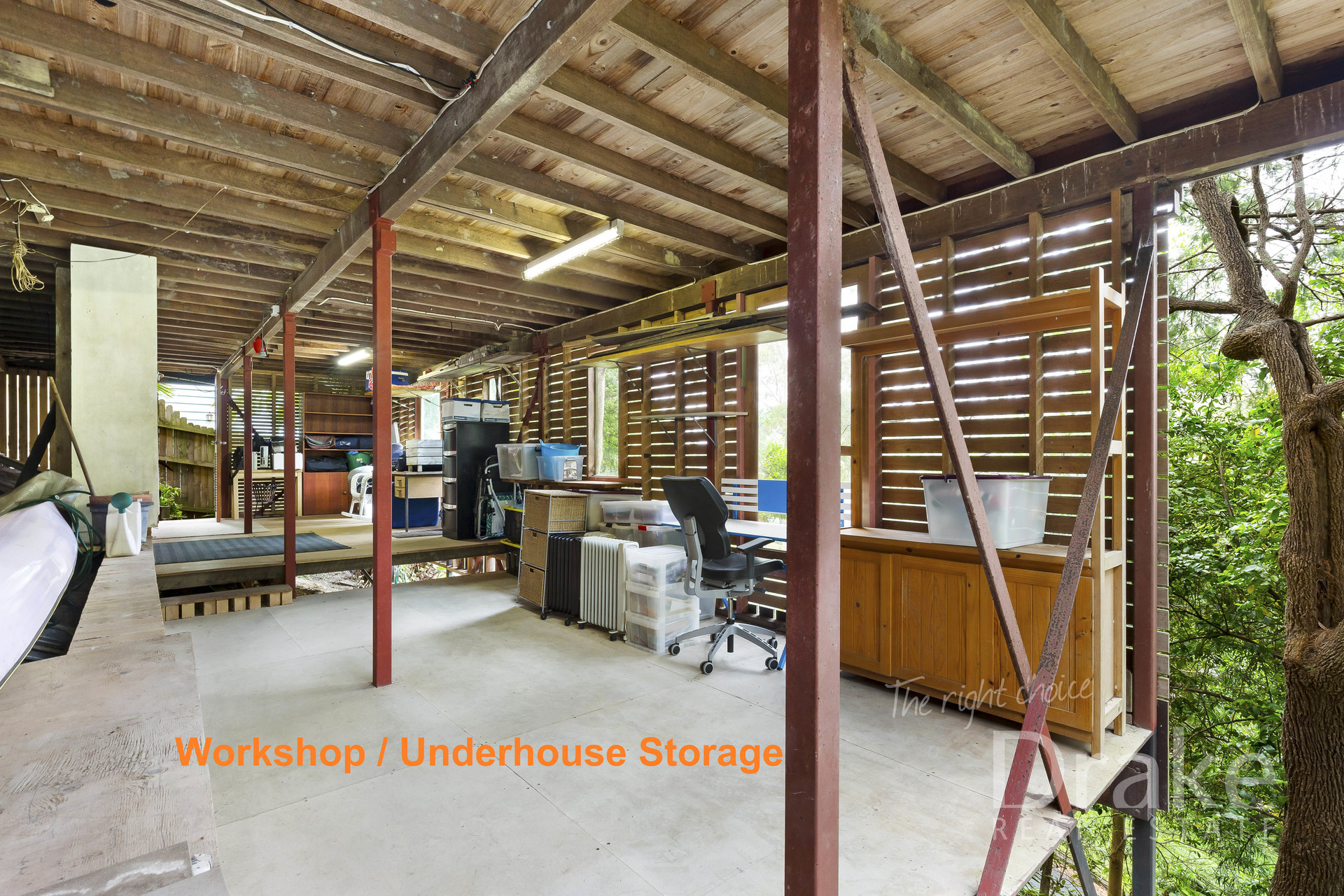 Workshop / Storage