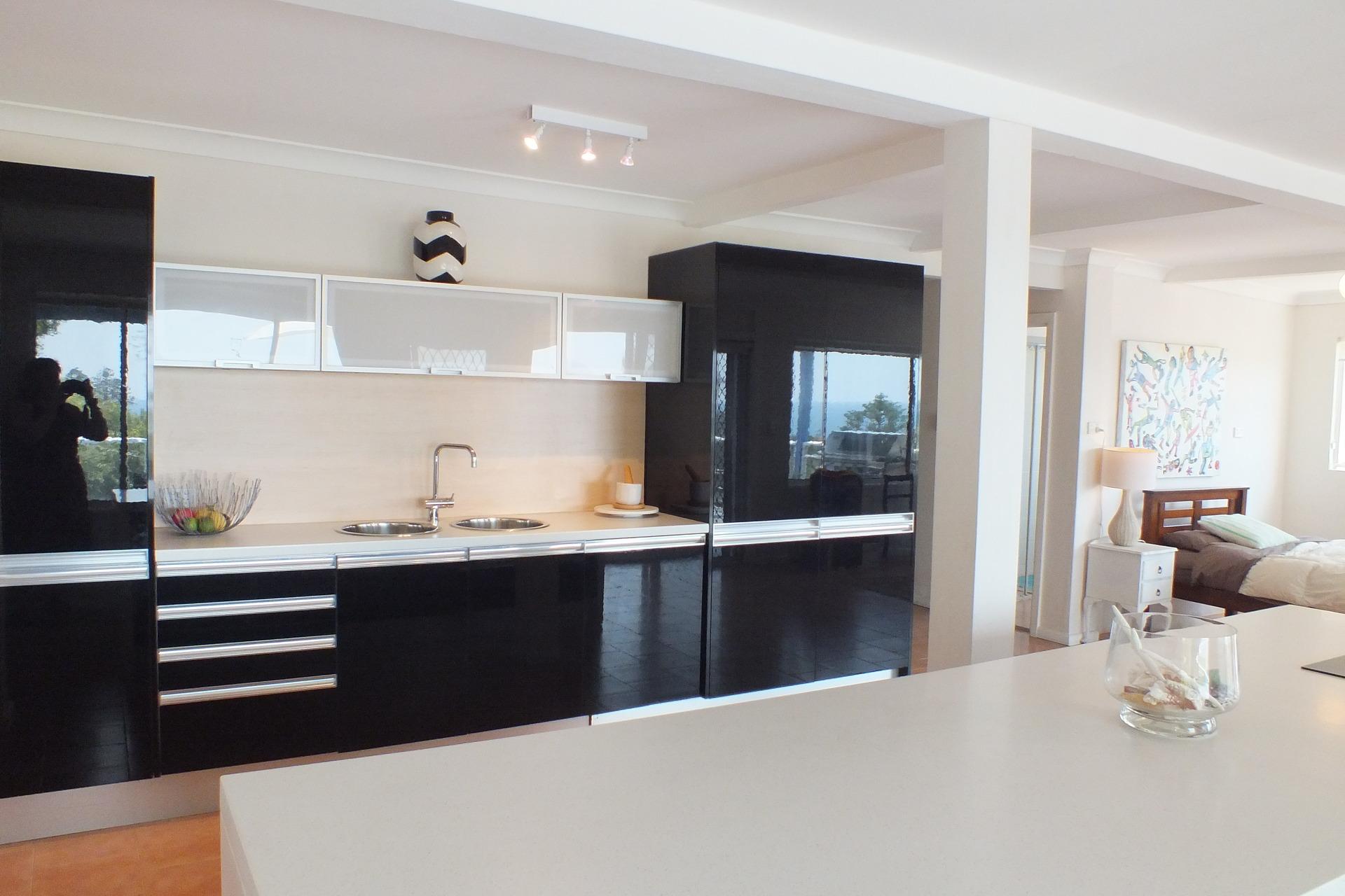 Gourmet Stone Kitchen