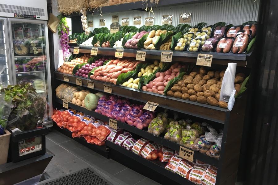 (4475) Fruit/Deli/flowers - Award winning Business i price reduction now selling ''DEPOSIT TAKEN''