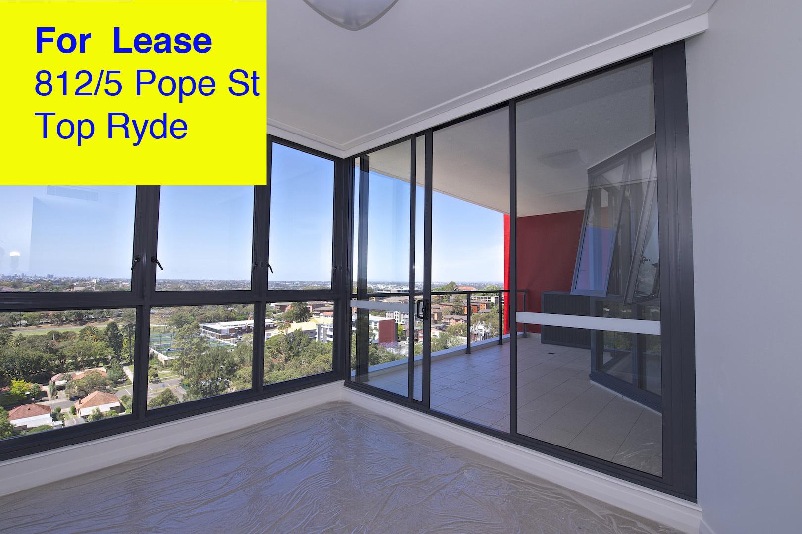 812e/5 Pope Street,  Ryde