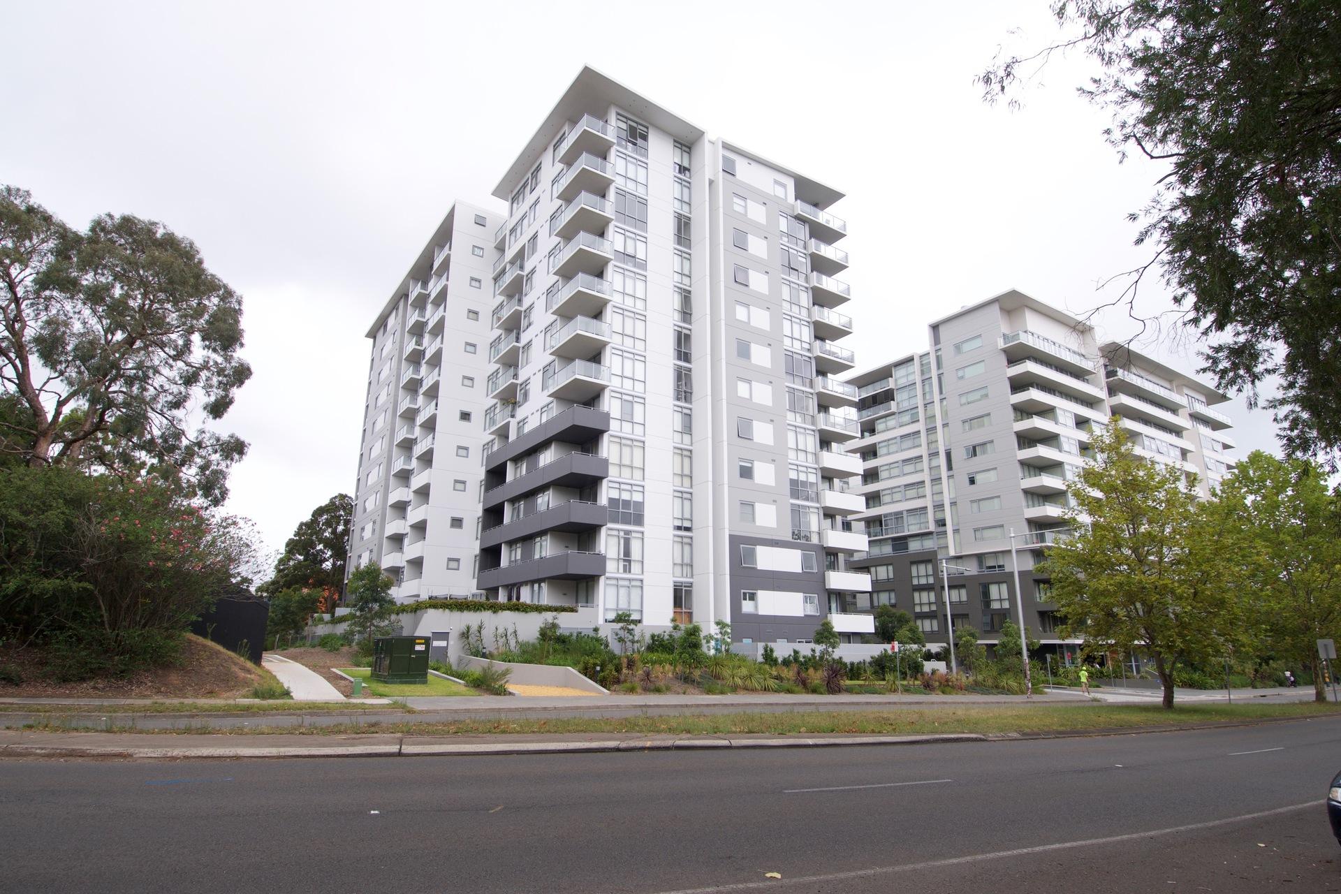 1106 / 1 Saunders Close,  Macquarie Park