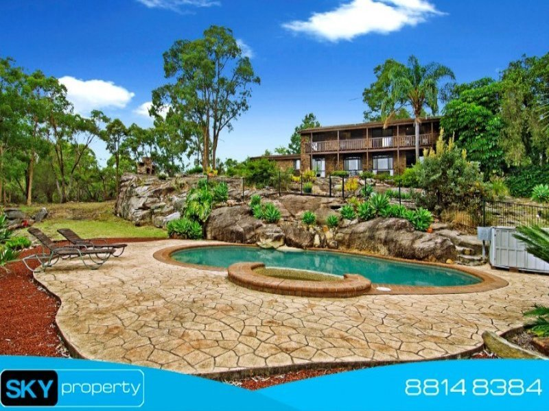 165 (Formerly 67) Foxall Road Kellyville