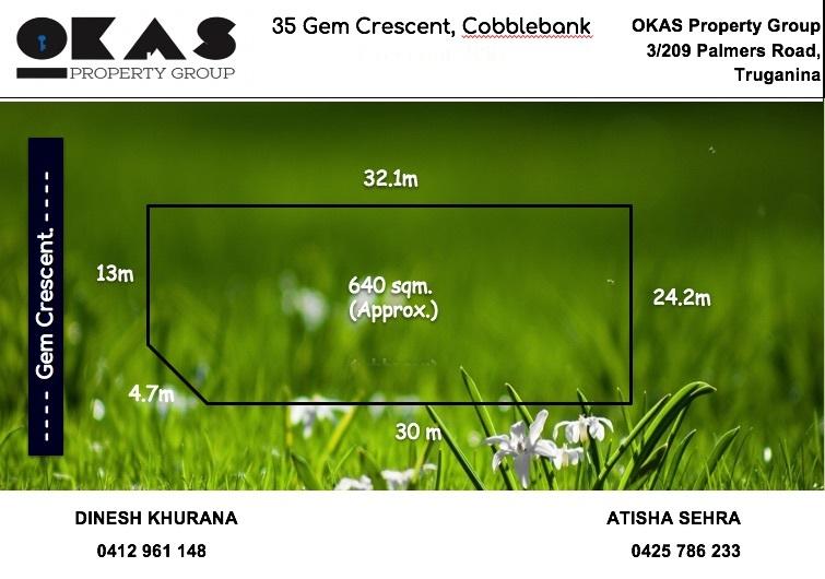 35 Gem Crescent Cobblebank VIC 3338