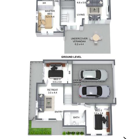 Unit 1/11A Dickinson Street - Image 8