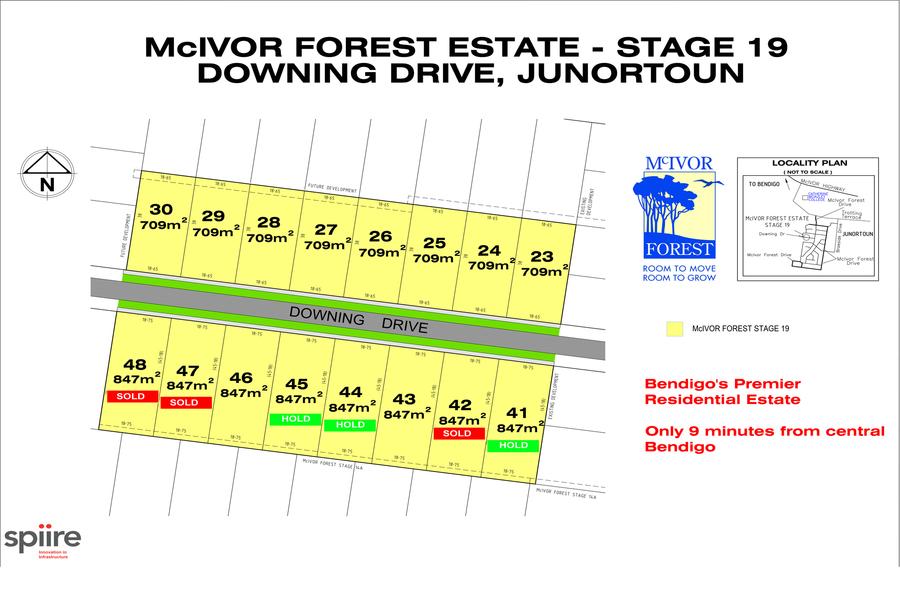 Forest Edge - McIvor Forest Estate  Junortoun
