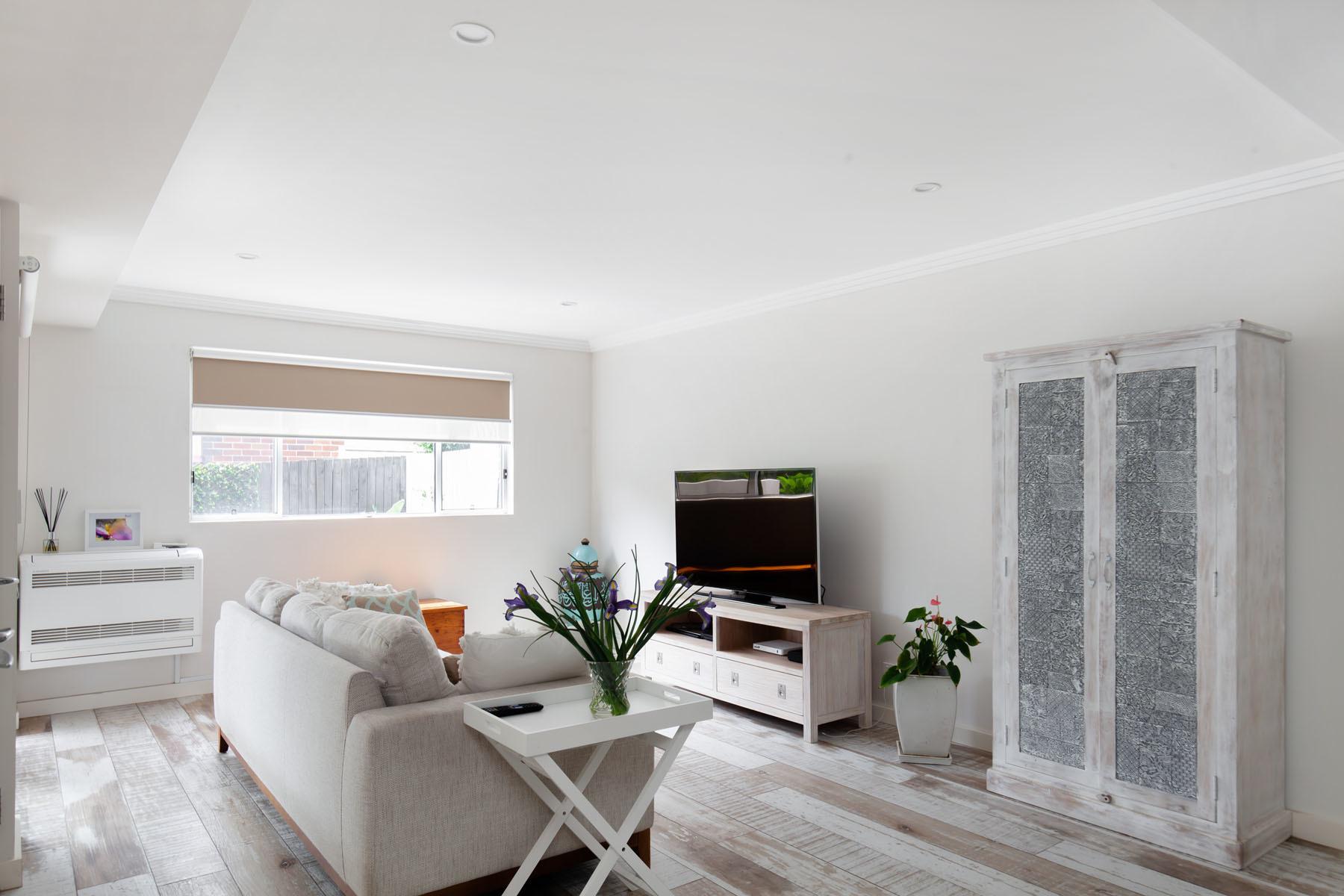 Modern Ground Floor Apartment With Plentiful Outdoor Space