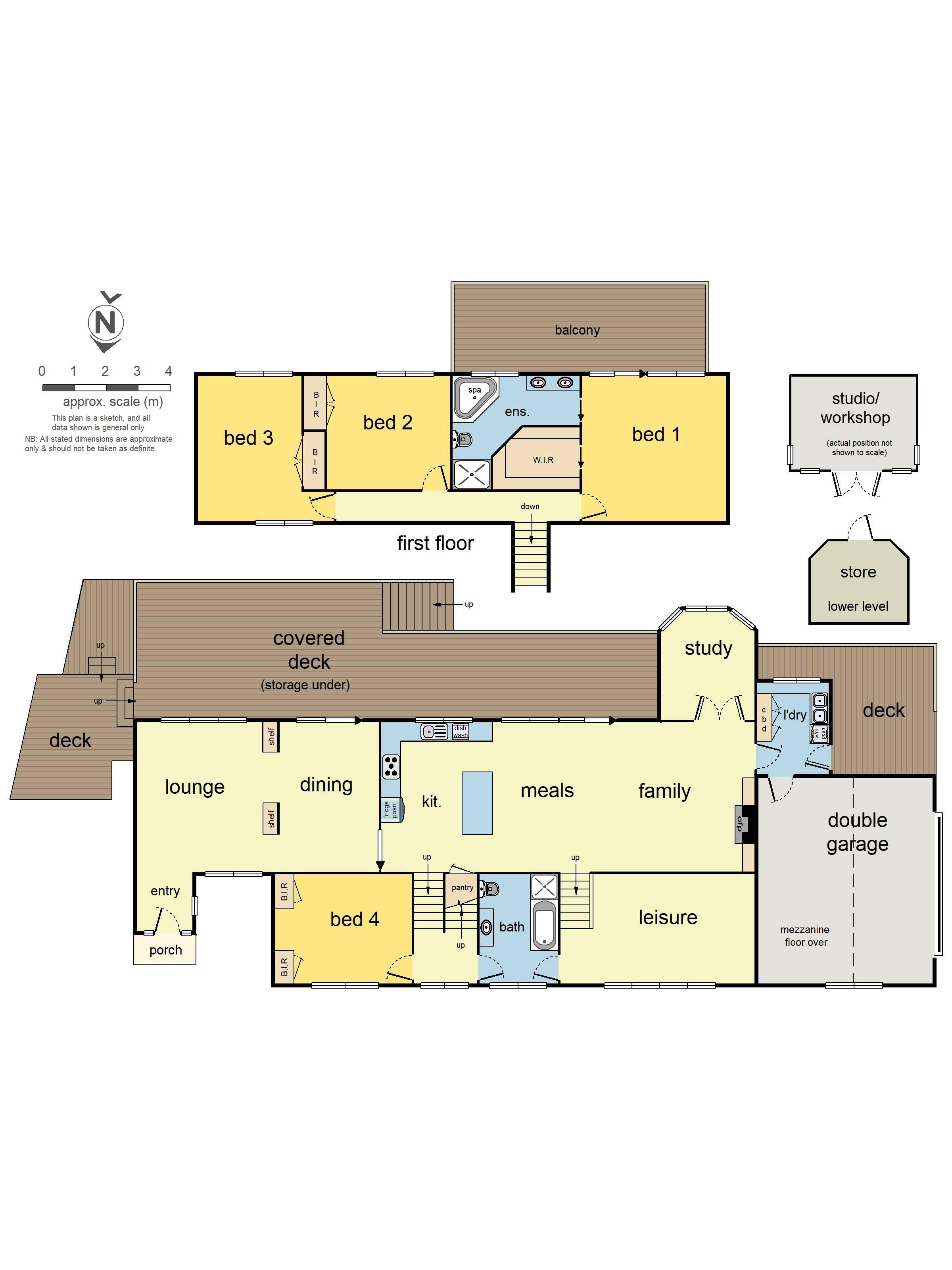 Floor Plan Floor Plan 2