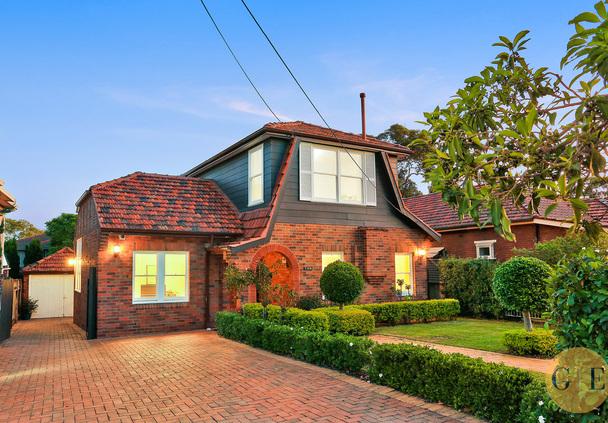 136 Barker  Road Strathfield